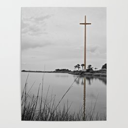 The Great Cross Poster