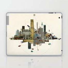 Collage City Mix 8 Laptop & iPad Skin