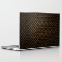 lv Laptop & iPad Skins featuring LV Pattern by Veylow