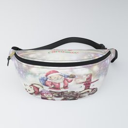 Christmas with Friends 2019 Fanny Pack
