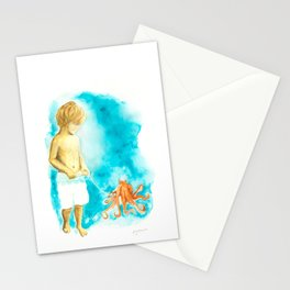 Walktapus Stationery Cards