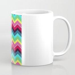 Fiesta Chevron Coffee Mug