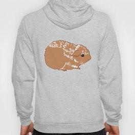 Brown Abyssinian Guinea Pig Hoody