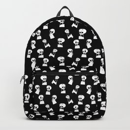 Grim Pattern - The Grim Adventures of Billy and Mandy Backpack