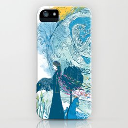 i love my planet 2 iPhone Case