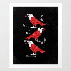 warbird Art Print