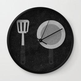 Cook Wall Clock