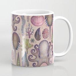 Aequoreus vita V / Marine life V Coffee Mug