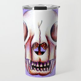 CalaveraPOP Cat. Travel Mug