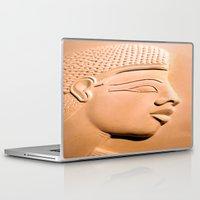 egyptian Laptop & iPad Skins featuring Egyptian Beauty by Brian Raggatt