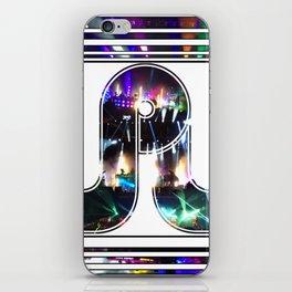 PRETTY LIGHTS iPhone Skin
