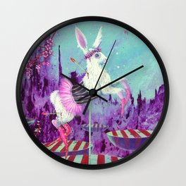 Fancy Target Wall Clock