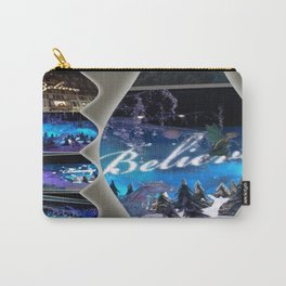 Christmas Inspritation Carry-All Pouch