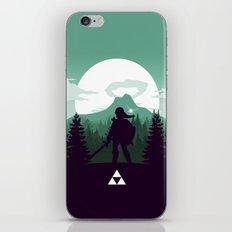 The Legend of Zelda - Green Version iPhone & iPod Skin