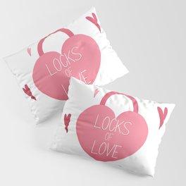 Locks Of Love Pillow Sham