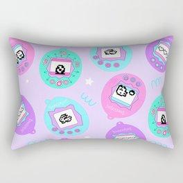Tamagotchi Rectangular Pillow