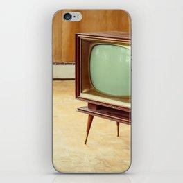 Vintage Viewing iPhone Skin