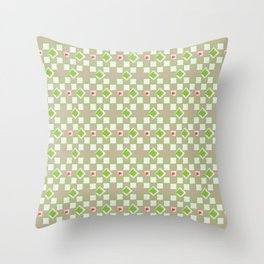 Woven Pattern 3.0 Throw Pillow
