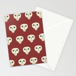 HTTYD Astrid Skulls Stationery Cards