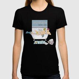 Tiefseeforscherin. Lesbian Slang (Germany) T-shirt