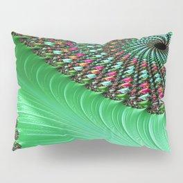 Carnival Green Pillow Sham