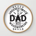 Funny Woodworking Carpentry Shirt For Carpenter Dad Gift For Do It Yourself Dads DIY / Handyman Dad by thecreekman