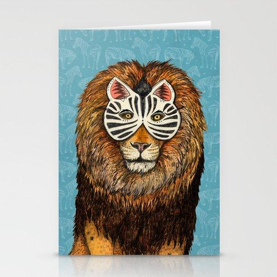 ZebraLion Stationery Cards