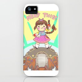 Nerf This! iPhone Case