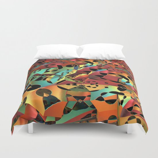 Crazy Duvet Cover