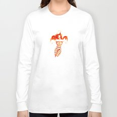 Fiery Water Faery Long Sleeve T-shirt