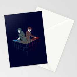 Techno-Tron-ic Stationery Cards