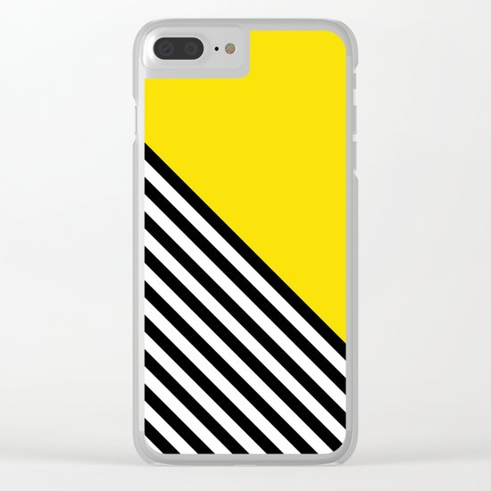 Highway nr°64 Clear iPhone Case