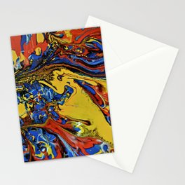 Color Explosion 7 Stationery Cards