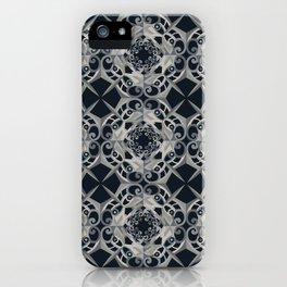 Thanksgiving Tiled - Neutral iPhone Case