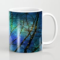 twilight Mugs featuring twilight by Sylvia Cook Photography