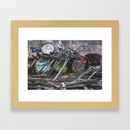 You Are Beautiful Framed Art Print