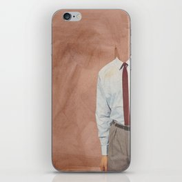 Gentlewho iPhone Skin