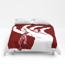 Comedy Red Comforters