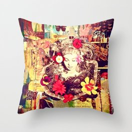 Before the Awakening Throw Pillow