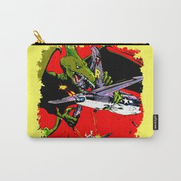 Kaiju Attack Carry-All Pouch