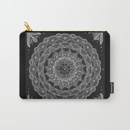 Zendala - Zentangle®-Inspired Art - ZIA 50 Carry-All Pouch