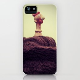 Chicken Invaders iPhone Case