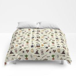 Potter Harry pattern Comforters