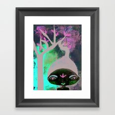 Love-Bhoomie Framed Art Print