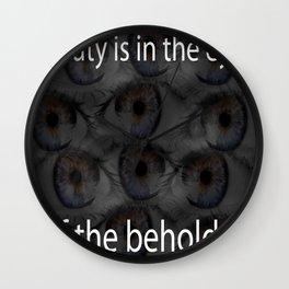 Eyes [SWAG] Wall Clock