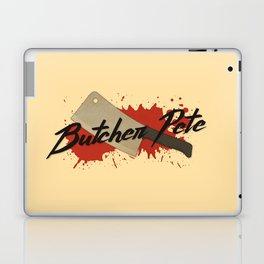 Butcher Pete Laptop & iPad Skin