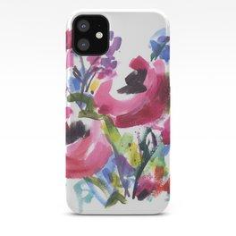 Wildflower Wild iPhone Case