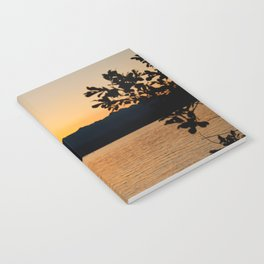 Sunset at Hood Canal Notebook