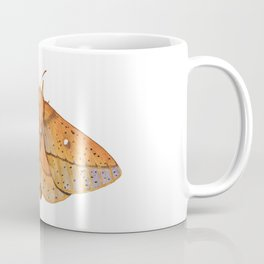 Spiny Oakworm Moth (Anisota stigma) Coffee Mug