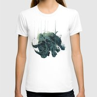 gravity T-shirts featuring Gravity by Philipp Banken